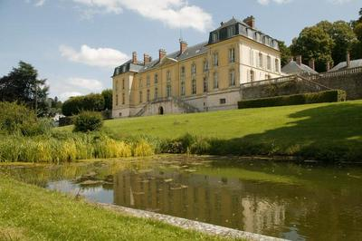 Visite Commentée Du Château De La Celle Saint-cloud Et De Son Parc à La Celle saint Cloud