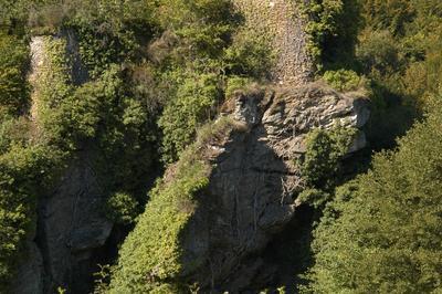Visite Commentée Du Château De La Roche Guillebaud. à Saint Eloy d'Allier