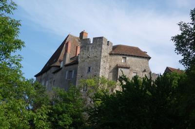 Visite Commentée Du Château De Montfan. à Louchy Montfand