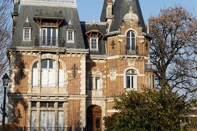 Visite Commentée Du Château Des Tourelles à Bois Colombes