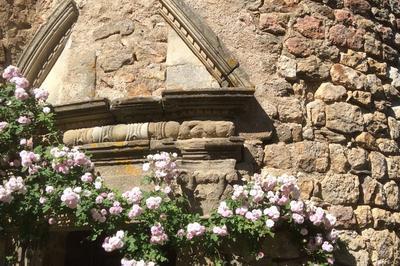 Visite Commentée Du Château Et Des Jardins. à Fabras
