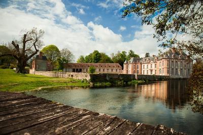 Visite Commentée Du Château Et Son Domaine à Montigny sur Avre