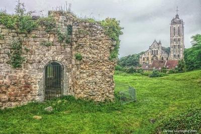 Visite Commentée Du Château Médiéval (fin Xe-xiiie Siècle) à Beaumont sur Oise