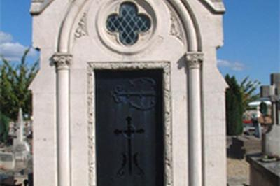 Visite Commentée Du  Cimetière à Beaumont sur Oise