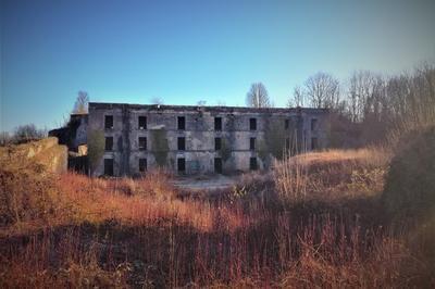Visite Commentée Du Fort De La Justice à Belfort