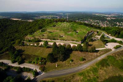 Visite Commentée Du Fort Mort-bart à Bavans