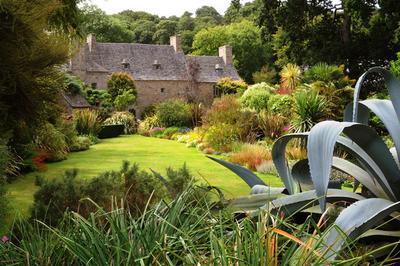 Visite Commentée Du Jardin De Pellinec à Penvenan