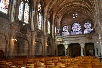 Visite Commentée Du Lycée De L'assomption à Bordeaux