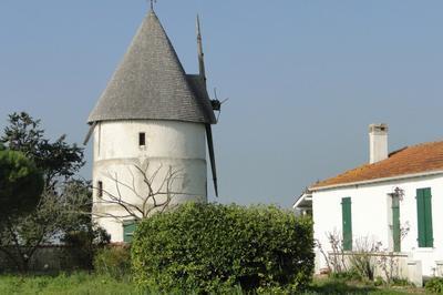 Visite Commentée Du Moulin à La Bree les Bains