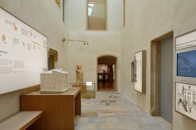Visite Commentée Du Musée Trévoux Et Ses Trésors. à Trevoux
