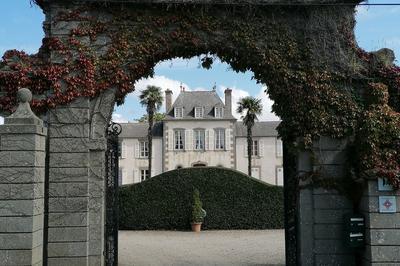 Visite Commentée Du Parc Du Montmarin à Pleurtuit