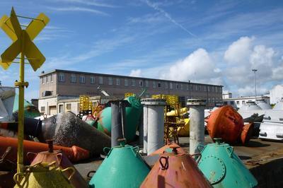 Visite Commentée Du Parc Et Des Ateliers De La Subdivision Des Phares Et Balises à Brest