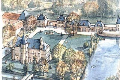 Visite Commentée Du Parc Et Du Château Avec Commentaire Du Propriétaire à Haramont