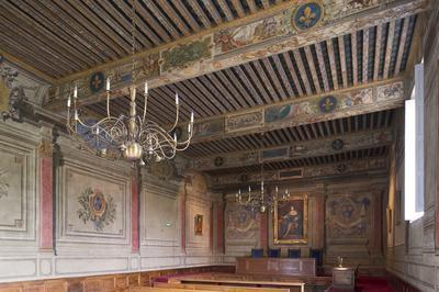 Visite Commentée Du Parlement De Dombes. à Trevoux