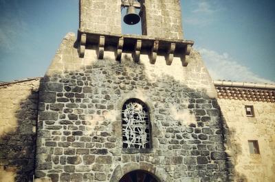 Visite Commentée Du Prieuré à Chateauneuf de Vernoux