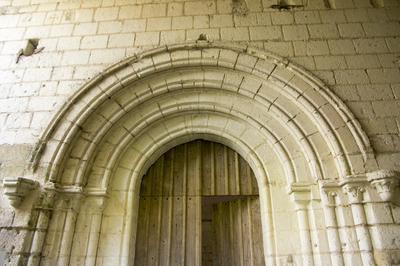Visite Commentée Du Prieuré Grandmontain De Breuil-bellay à Cizay la Madeleine