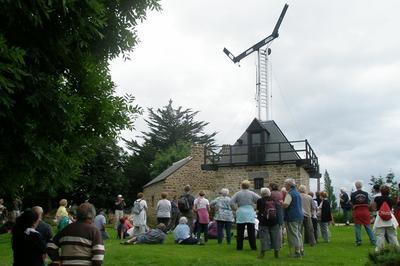 Visite Commentée Du Télégraphe De Chappe à Saint Marcan