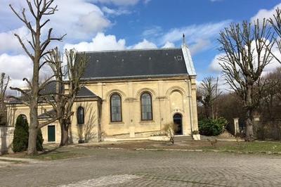 Visite Commentée Du Temple à Saint Germain en Laye