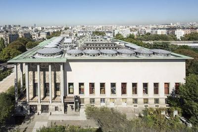 Visite Commentée Du Toit Du Palais De La Porte Dorée à Paris 12ème