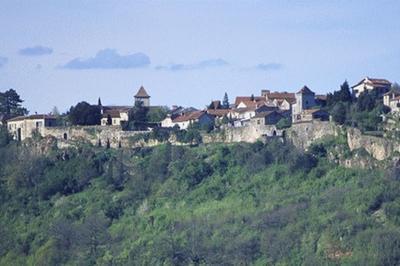 Visite Commentée Du Village à Capdenac