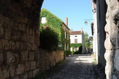 Visite Commentée Du Village De Charroux.