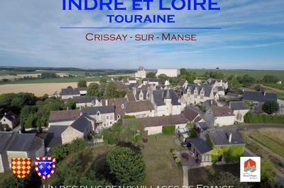 Visite Commentée Du Village De Crissay-sur-manse à Crouzilles