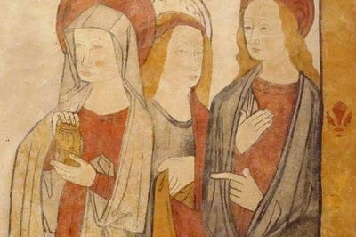 Visite Commentée Du Village Et Des Fresques De L'église Saint-eutrope à Allemans du Dropt
