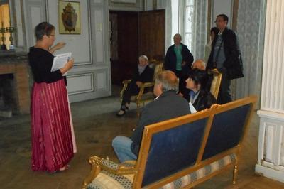 Visite Commentée Grand-logis Et Logis-neuf à Saint Gobain