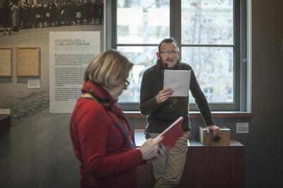 Visite Commentée Ils Ont écrit La Guerre. à Lyon