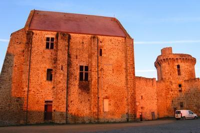 Visite Commentée L'histoire Du Château De La Madeleine à Chevreuse