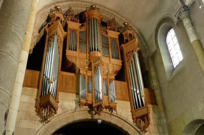Visite Commentée L'orgue Aubertin Partage Ses Secrets. à Vichy