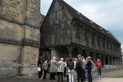 Visite Commentée La Cathédrale Et Son Quartier à Noyon