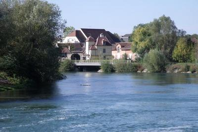 Visite Commentée La Seine Nogentaise à Nogent sur Seine