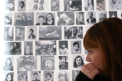 Visite Commentée Le Sort Des Enfants à Drancy