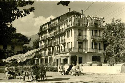 Visite Commentée Les Anciens Palaces Et Hôtels De Saint-gervais à Saint Gervais les Bains
