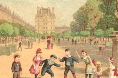 Visite Commentée Les Tuileries, Jardin De L'enfance, Du Xviie Siècle À Nos Jours à Paris 1er