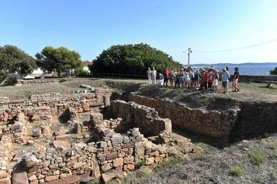 Visite Commentée Olbia, Une Forteresse Grecque à Hyeres