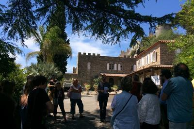 Visite Commentée Sur Les Traces Des écrivains à Hyères à Hyeres