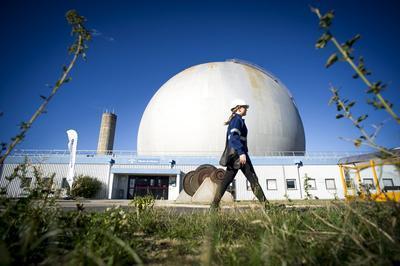 Visite-conférence Du Musée De L'atome Appelé La Boule à Avoine