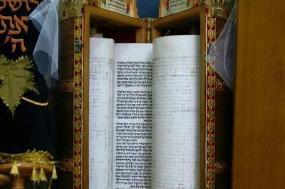 Visite-conférence La Synagogue Reçoit à Colombes