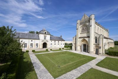 Visite-conférence Sur L'histoire De L'abbaye D'ardenne à Saint Germain la Blanche Her