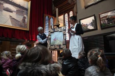Visite Conté Du Musée Aflred Canel à Pont Audemer