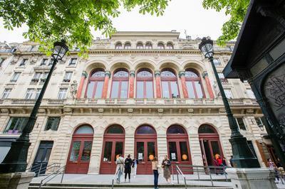 Visite Coulisse De La Gaîté Lyrique à Paris 3ème