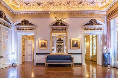 Visite d'Exception Napoléon Palais Vivienne à Paris 2ème
