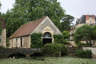 Visite D'une Ancienne Forge Du Xviiième Et Son Bief, D'une Caserne Logement Des Anciens Ouvriers, Son Parc Et Jardin Remarquable à Coulanges les Nevers