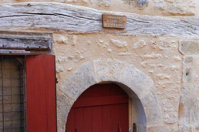 Visite D'une Maison Médiévale à Cluny