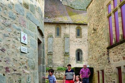Visite D'une Tour Prison Du Xve Siècle à Bourganeuf