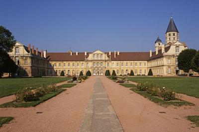 Visite De L'abbaye De Cluny