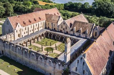 Visite De L'abbaye Du XIIIème Siècle Et De Ses Jardins à Asnieres sur Oise
