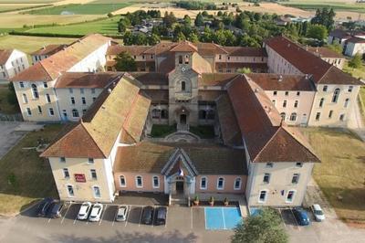 Visite De L'ancien Petit Séminaire Et Orphelinat Départemental à La Cote Saint Andre